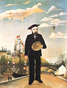 Rousseau_autoportrait_1890_domainepublmic_wikipedia